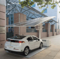 Portable EV Charging Technology Used by California Government