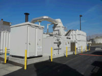 FuelCell Energy's 2.8 MW Biogas Plant Powers Wastewater Facility