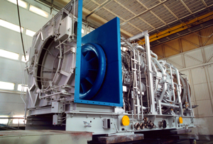 GE gas engine