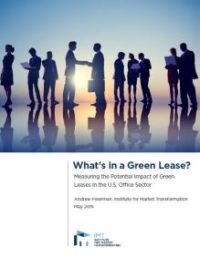 Clauses to Consider in Green Leases