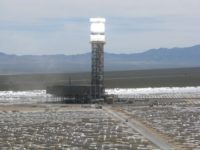 World's Largest Solar Thermal Plant Gears Up
