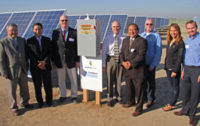 Solar: Kerman California Wastewater Treatment, Western University of Health Sciences, GM Transmission Plant