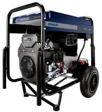 Kohler Targets Construction Biz with Portable Generators