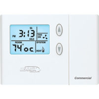 Lennox Commercial Adds Entry-Level Programmable Thermostat