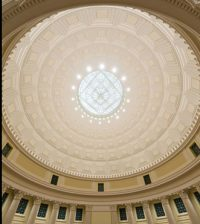MIT Installs LEDs in Historic Dome