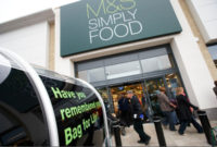 Marks & Spencer Converts Food Waste Biogas