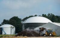 Anaerobic Digester Supplies Onsite Energy for Michigan College