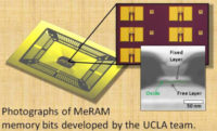 UCLA Engineers Develop '1,000 Times More Energy Efficient' RAM