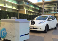 LinkedIn Campus Gets Mobile EV Charging