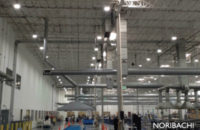 Manufacturer Upgrades to LEDs, Saves Average Daily Usage of 28.76 kWh