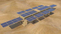 Portable Solar Power System Supplies Energy Off-Grid