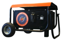 Battery-Powered Generators Designed to Displace Gas Generators