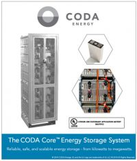 Princeton Power Supplies Inverters for CODA Energy Storage