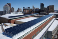 Event Center Sources Renewables in Multiple Ways