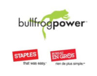 Staples Bullfrog Energy Partnership