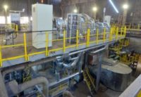 Steel Company Saves Energy with New Turbine Blowers