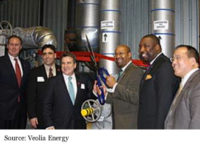 Veolia Upgrades Philadelphia's District Energy Network