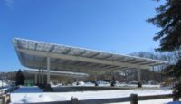 Yacht Club Installs 'Long Span' Solar Carport