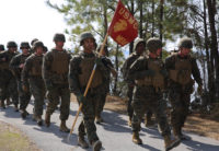 Marine Corps Upgrading 37 Buildings at Camp Lejeune, N.C.