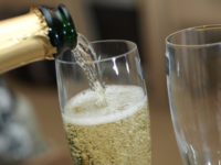 Champagne Bubbles May Help to Build More Efficient Power Plants