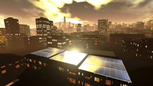 commercial solar Energy Manage