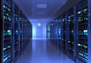 data center interior Energy Manage