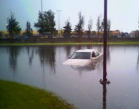 Floods in Canada Cause Power Outages
