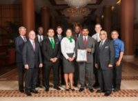 Marriott Hotel Achieves ISO 50001 Energy Management Standard