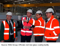 NSG Group Makes Energy Efficient Glass at Energy Efficient Plant