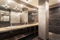 High-Rise Restrooms Hold Energy Saving Opportunities