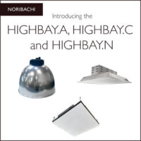 Noribachi Intros New Highbay LED Fixtures