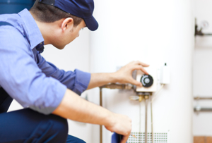 Energy Manage hot water heater