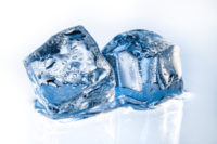 Ice as an Efficient, Clean Cooling Tool