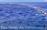 Seawater Air Conditioning Studied in the Caribbean