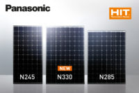 Panasonic Develops Highly Efficient Photovoltaic Module