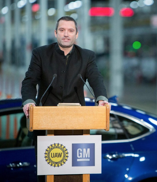Rob Threlkeld | General Motors