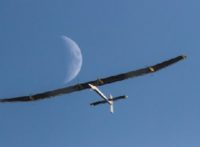 Solar Powered Airplane Plans US Flight