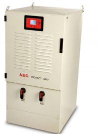 AEG Power's Modular PV Inverter Targets Commercial Applications