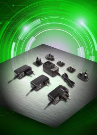 Wall Mounted Plug-In Power Supplies from XP